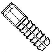 Picture of 14SLL , Lag Screw Shields