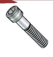 Picture of 0810CS , Socket Head Cap Screw Zinc And Baked