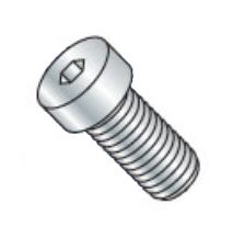 Picture of 1106CSL , Fine Thread Low Head Socket Cap Screw Plain