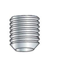 Picture of 0102SSCI , Fine Thread Socket Set Screw Cup Plain